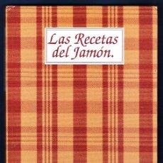 Libros de segunda mano - las recetas del jamon - ed. navidul - tapa dura - año 1995 - 31637882
