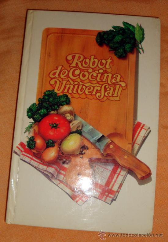 ROBOT DE COCINA UNIVERSAL STECA, RECETARIO DE COCINA E INSTRUCCIONES DE USO (Libros de Segunda Mano - Cocina y Gastronomía)