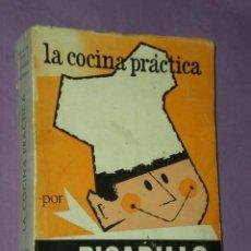 Libros de segunda mano: LA COCINA PRÁCTICA.. Lote 33083891