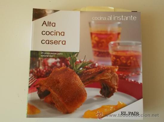 Libro De Recetas Cocina Al Instante Alta Cocina Casera