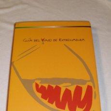 Libros de segunda mano - GUIA DEL VINO DE EXTREMADURA - 34015533