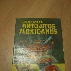 Laura samano tajonar los mejores antojitos mex comprar for Los mejores libros de cocina