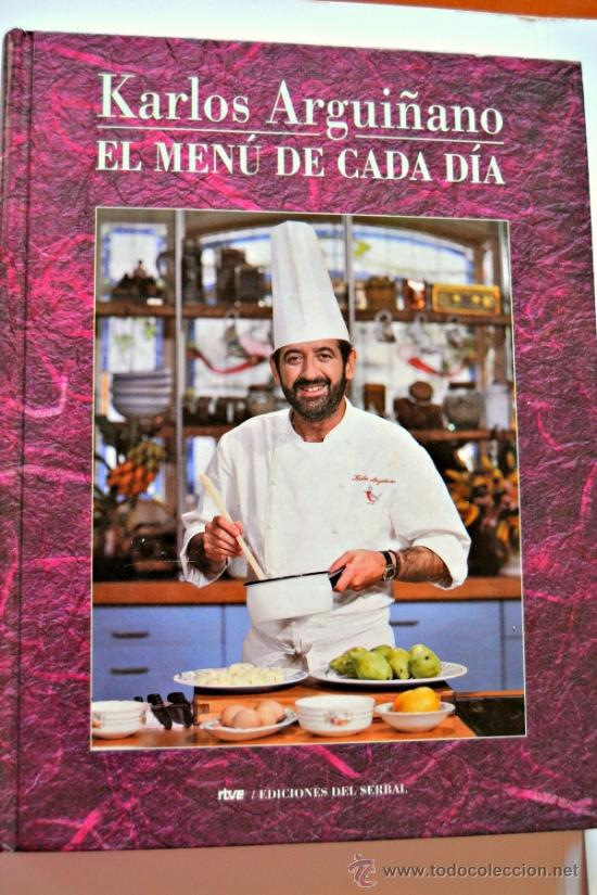 Recetas Cocina Karlos Arguiñano | Libro De Recetas De Karlos Arguinano Kaufen Bucher Uber Kuche Und