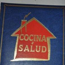 Libros de segunda mano: COCINA Y SALUD. CINCO TOMOS. RM60862. Lote 121384715