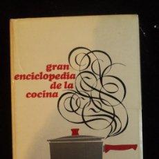 Libros de segunda mano: GRAN ENCICLOPEDIA DE LA COCINA. CARLO SANTI. CIRCULO DE LECTORES. 1969 639 PAG. Lote 35809650