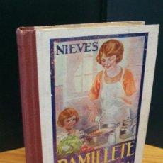 Gebrauchte Bücher - Ramillete del Ama de Casa. Cocina y repostería. 1954. - 35997561
