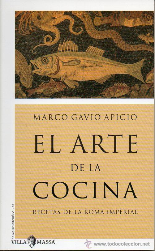 Libro De Cocina De La Antigua Roma Vendido En Venta