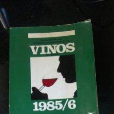 VINOS 1985/1986