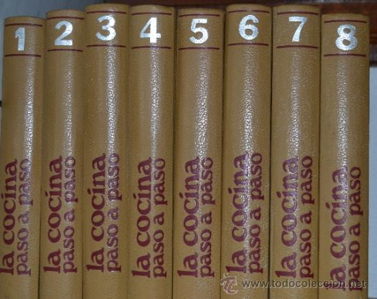 Gran enciclopedia sarpe la cocina paso a paso comprar for Enciclopedia de cocina pdf