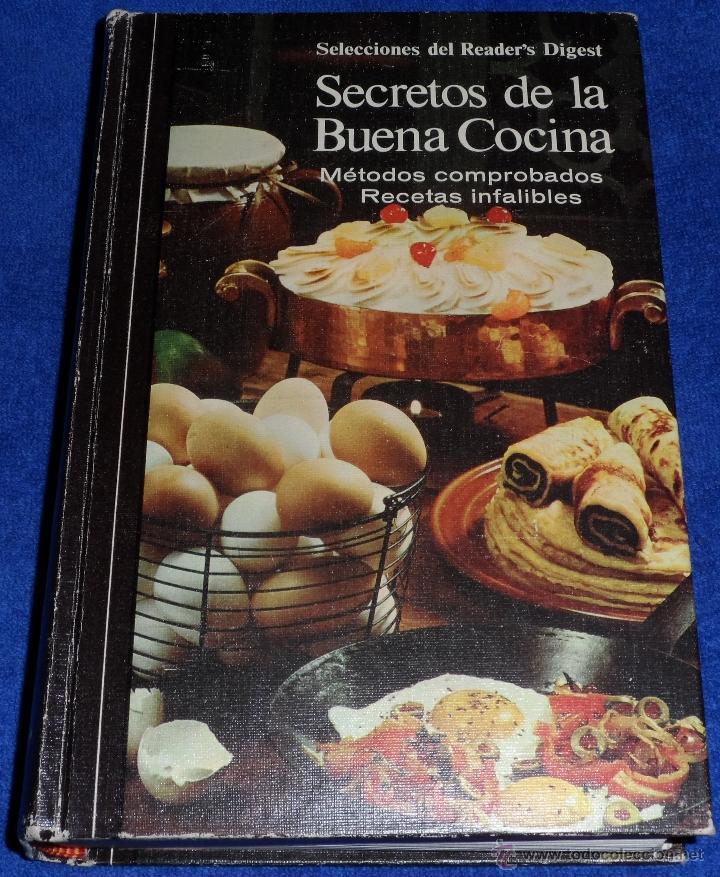 SECRETOS DE LA BUENA COCINA - SELECCIONES DEL READERS DIGEST (1978) (Libros de Segunda Mano - Cocina y Gastronomía)