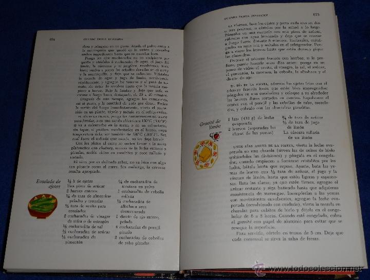 Libros de segunda mano: Secretos de la buena cocina - Selecciones del Readers Digest (1978) - Foto 5 - 39829724