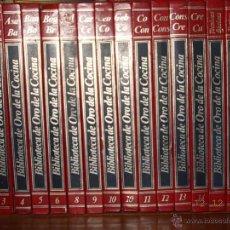 Libros de segunda mano: BIBLIOTECA DE ORO DE LA COCINA.. Lote 40588182