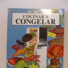Libros de segunda mano: COCINAR Y CONGELAR 1982 CORBERO. Lote 41720163