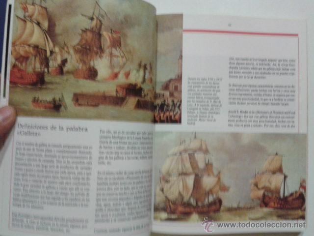 Libros de segunda mano: LAS GALLETAS, UN LIBRO HETEROGENEO - HISTORIA, RECETAS - CUETARA - 1990 - GASTRONOMIA - Foto 2 - 58106515