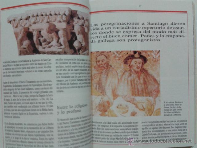 Libros de segunda mano: LAS GALLETAS, UN LIBRO HETEROGENEO - HISTORIA, RECETAS - CUETARA - 1990 - GASTRONOMIA - Foto 3 - 58106515