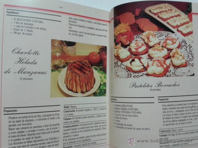 Libros de segunda mano: LAS GALLETAS, UN LIBRO HETEROGENEO - HISTORIA, RECETAS - CUETARA - 1990 - GASTRONOMIA - Foto 5 - 58106515