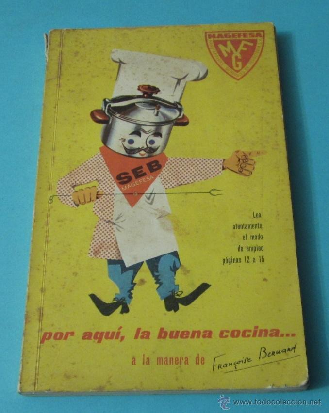 MANUAL OLLA MAGEFESA (Libros de Segunda Mano - Cocina y Gastronomía)