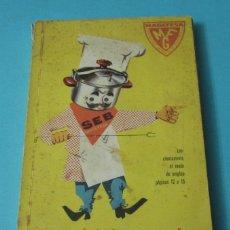 Libros de segunda mano: MANUAL OLLA MAGEFESA. Lote 42279302