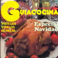 Libros de segunda mano: GUÍA COCINA EL MENÚ DE LA SEMANA - EDICIONES MONTENA - AÑO II Nº67 - DICIEMBRE 1983. Lote 42381753