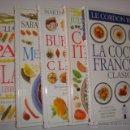 Libros de segunda mano: LOTE DE LIBROS COCINA. 1999. DIFERENTES NUMEROS. 1,2,3,7,9. MIDE: 29,5 X 20 CMS.. Lote 43660931