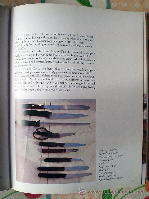 Libros de segunda mano: Delia's How To Cook (completa, 3 tomos originales) BBC (idioma: inglés) - Foto 20 - 43935119