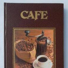 Libros de segunda mano: CAFÉ CAFÉ CREM, RECEPTARI; ED EDITORS 1991, EDICIÓ LUXE; V FOTOS, RECETARIO. Lote 44248118