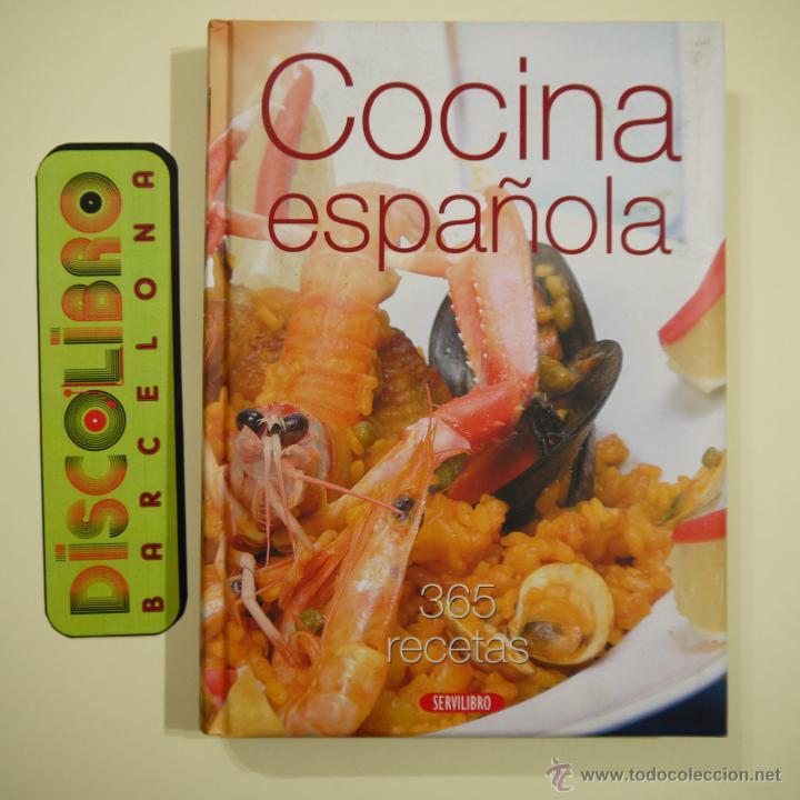 18 hermoso recetas de cocina espa ola im genes cocina for Cocina tradicional espanola