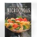 Libros de segunda mano: COCINA SENCILLA CON MICROONDAS: 155 RECETAS DE LA COCINA TRADICIONAL ESPAÑOLA. TDK201. Lote 157709608