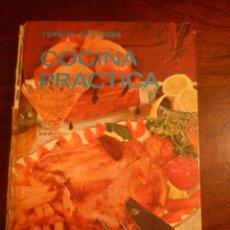 Libros de segunda mano: LIBRO COCINA PRACTICAROSARIO CIFUENTES. Lote 45113429