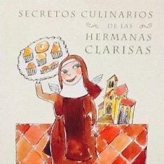 Libros de segunda mano - Cocina monacal. Secretos culinarios de las hermanas Clarisas - 45419560