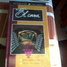 Libros de segunda mano: EL CAVA. GUÍAS CON ENCANTO. 118 BODEGAS, COMENTARIOS Y PLANOS. . EST12B2. Lote 45606729