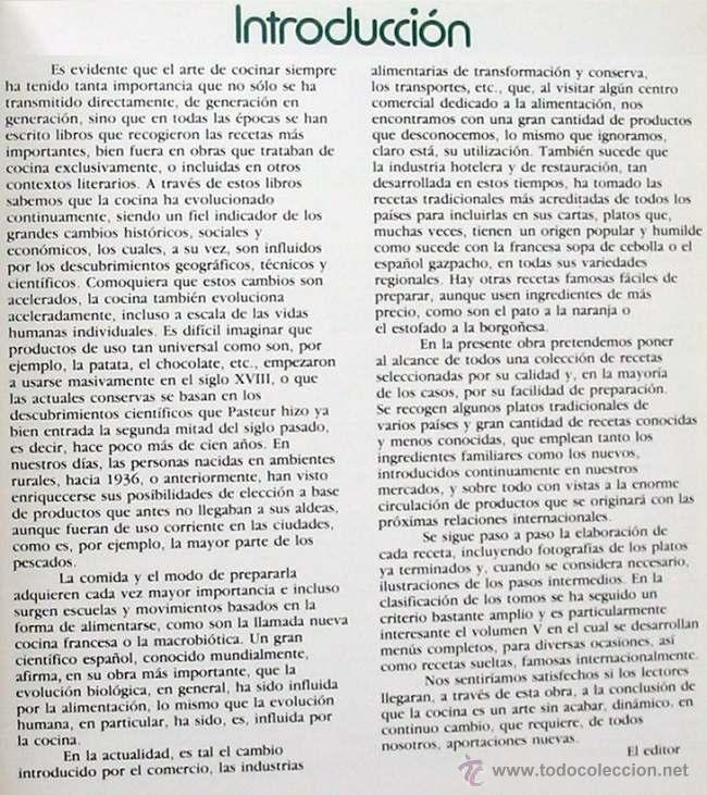 Libros de segunda mano: COCINA PRÁCTICA - 7 TOMOS COMPLETA - PLANETA 1992 - 2073 PÁGINAS - VER DESCRIPCIÓN E ÍNDICES - Foto 2 - 45610683