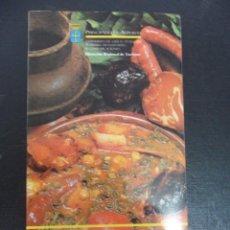 Libros de segunda mano: GUIA GASTRONOMICA DE ASTURIAS. PRINCIPADO DE ASTURIAS. 1987. RUSTICA CON SOLAPA. 12 X 21 CMS. TEXTO:. Lote 45741751