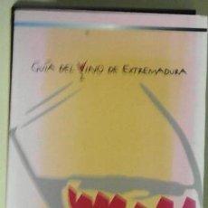 Libros de segunda mano - Guía del vino de Extremadura, - 45901765