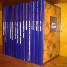 Libros de segunda mano: ENCICLOPEDIA EL MUNDO DE LA COCINA, 14 TOMOS, COMPLETA, CLUB INTERNACIONAL DEL LIBRO, GASTRONOMIA. Lote 45917112