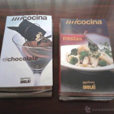 Libros de segunda mano: MICOCINA, ( MADANE FIGARO ) ¡ HOLA !. Lote 46216387