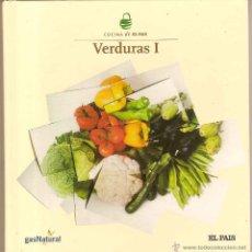 Libros de segunda mano: COCINA DE EL PAIS – TRES TOMOS (16X15) - VERDURAS I,II, III – IGNACIO MEDINA. Lote 46350486