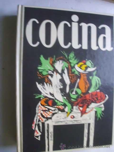 COCINA. FALANGE ESPAÑOLA TRADICIONALISTA Y DE LAS JONS. SEC. FEMENINA. 1982 (Libros de Segunda Mano - Cocina y Gastronomía)