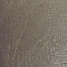 Libros de segunda mano: AGUA DE VIDA. UNA APROXIMACIÓN AL WHISKY DE MALTA ESCOCÉS . Lote 46579196
