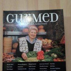 Libros de segunda mano: GURMED, LA COCINA DE LA DIETA MEDITERRANEA. Lote 46785929