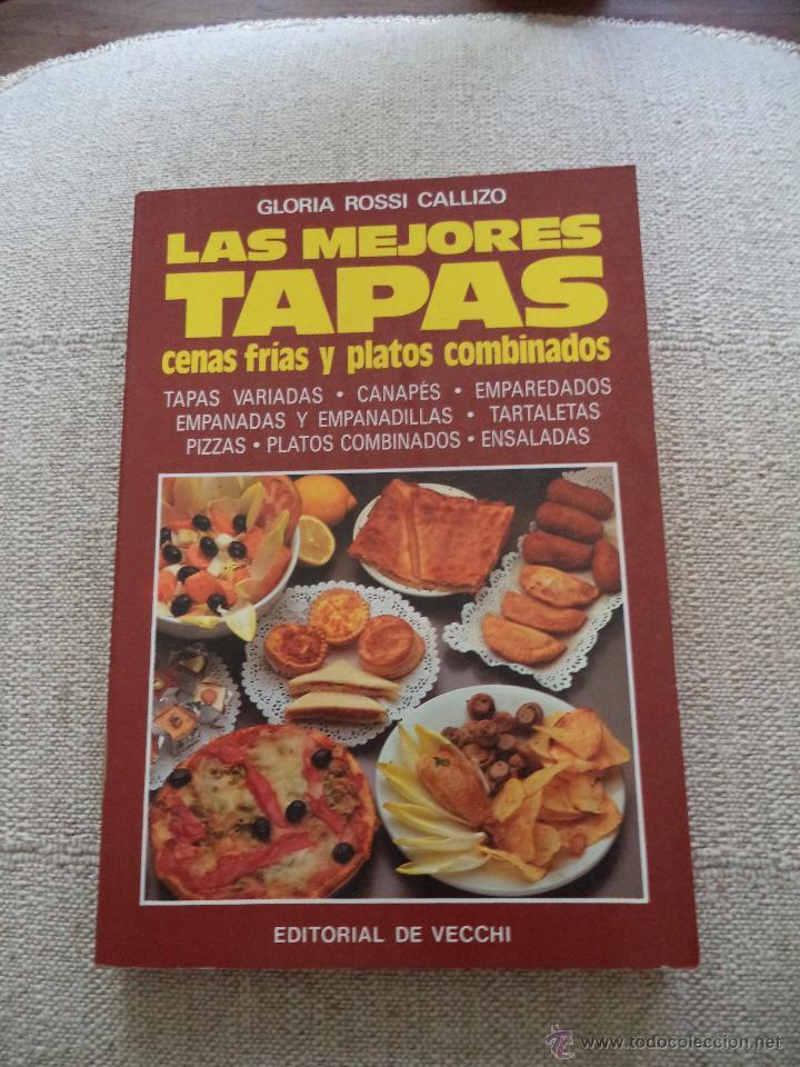 Las mejores tapas cenas frias y platos combinad comprar for Cenas frias canal cocina