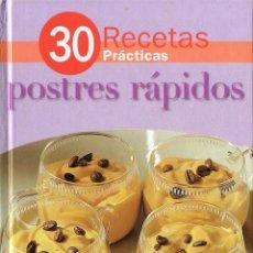 Libros de segunda mano: CINCO RECETARIOS DE COCINA - 150 RECETAS. Lote 99399152