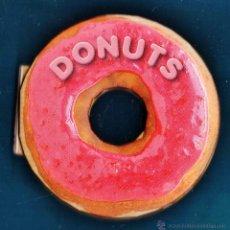 Libros de segunda mano - las mejores recetas - donuts - ed. libros cupula - troquelado - novedad - ver foto - at - 47039614