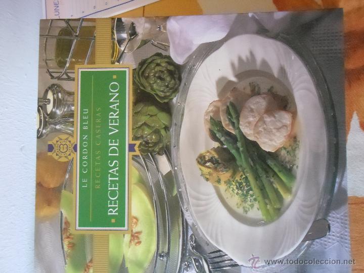 2 Libros De Recetas Caseras Invierno Y Verano Sold
