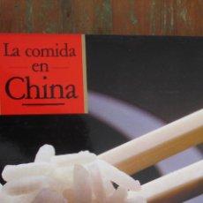 Libros de segunda mano: LA COMIDA EN CHINA DE LIONEL TIGER Y REINHART WOLF (TUSQUETS). Lote 47626527