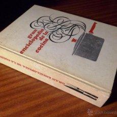 Libros de segunda mano: GRAN ENCICLOPEDIA DE LA COCINA. CARLO SANTI. EDICIONES NAUTA.(1969). Lote 237318425