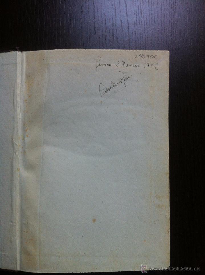 Libros de segunda mano: GENO Y SU COCINA - GENOVEVA RUIZ ZABALDA - EDITORIAL GOMEZ - PAMPLONA - 1952 - TAPAS DURAS - - Foto 3 - 48562830