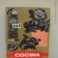Libros de segunda mano: COCINA ESPAÑOLA. PILAR BUENO. PRIMERA EDICION 1968. Lote 49493293