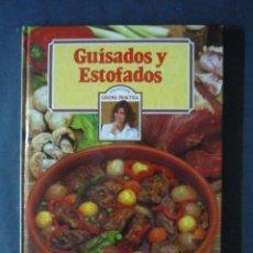Libros de segunda mano: GUISADOS Y ESTOFADOS-COLECCION COCINA PRACTICA-MYRA STREET-80 PAGS-AÑO 1983-MADRID LE385. Lote 49521810