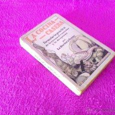 Libros de segunda mano: LA COCINA CASERA, LA DOCTORA FANNY 1922. Lote 49847554